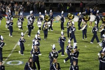 Senior Recognition Night, Raider Band, Cheerleader s Sports Stadium, Tamaqua, 11-6-2015 (315)