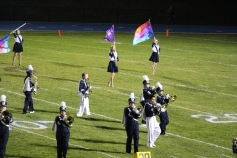Senior Recognition Night, Raider Band, Cheerleader s Sports Stadium, Tamaqua, 11-6-2015 (320)