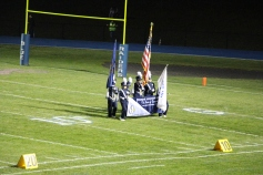 Senior Recognition Night, Raider Band, Cheerleader s Sports Stadium, Tamaqua, 11-6-2015 (321)