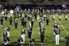 Senior Recognition Night, Raider Band, Cheerleader s Sports Stadium, Tamaqua, 11-6-2015 (323)