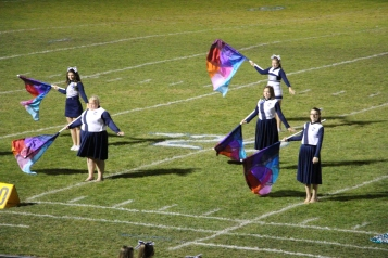 Senior Recognition Night, Raider Band, Cheerleader s Sports Stadium, Tamaqua, 11-6-2015 (326)