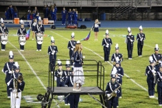 Senior Recognition Night, Raider Band, Cheerleader s Sports Stadium, Tamaqua, 11-6-2015 (328)