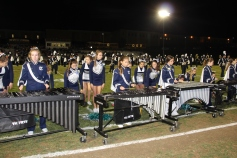 Senior Recognition Night, Raider Band, Cheerleader s Sports Stadium, Tamaqua, 11-6-2015 (332)