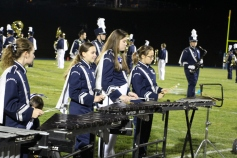 Senior Recognition Night, Raider Band, Cheerleader s Sports Stadium, Tamaqua, 11-6-2015 (333)