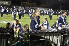 Senior Recognition Night, Raider Band, Cheerleader s Sports Stadium, Tamaqua, 11-6-2015 (335)