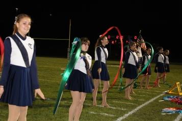 Senior Recognition Night, Raider Band, Cheerleader s Sports Stadium, Tamaqua, 11-6-2015 (338)