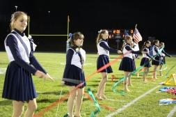 Senior Recognition Night, Raider Band, Cheerleader s Sports Stadium, Tamaqua, 11-6-2015 (339)