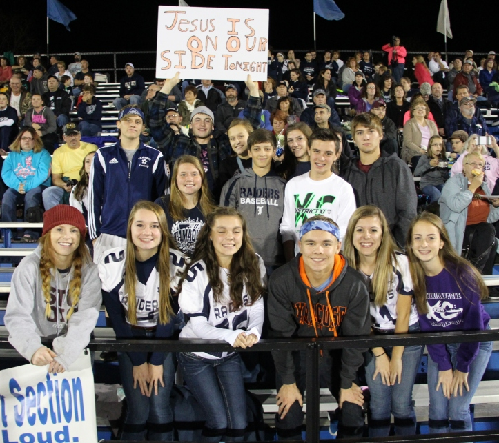 Senior Recognition Night, Raider Band, Cheerleader s Sports Stadium, Tamaqua, 11-6-2015 (351)