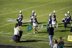 Senior Recognition Night, Raider Band, Cheerleader s Sports Stadium, Tamaqua, 11-6-2015 (358)