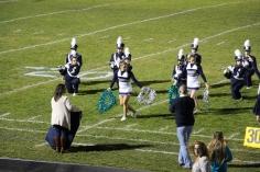 Senior Recognition Night, Raider Band, Cheerleader s Sports Stadium, Tamaqua, 11-6-2015 (358)