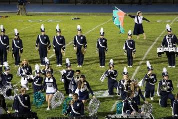 Senior Recognition Night, Raider Band, Cheerleader s Sports Stadium, Tamaqua, 11-6-2015 (361)