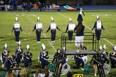 Senior Recognition Night, Raider Band, Cheerleader s Sports Stadium, Tamaqua, 11-6-2015 (364)