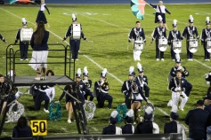 Senior Recognition Night, Raider Band, Cheerleader s Sports Stadium, Tamaqua, 11-6-2015 (365)