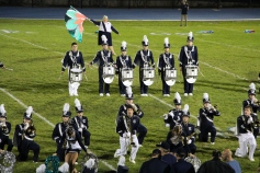 Senior Recognition Night, Raider Band, Cheerleader s Sports Stadium, Tamaqua, 11-6-2015 (366)
