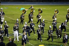 Senior Recognition Night, Raider Band, Cheerleader s Sports Stadium, Tamaqua, 11-6-2015 (367)