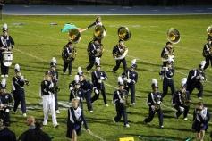 Senior Recognition Night, Raider Band, Cheerleader s Sports Stadium, Tamaqua, 11-6-2015 (367)
