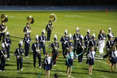 Senior Recognition Night, Raider Band, Cheerleader s Sports Stadium, Tamaqua, 11-6-2015 (368)
