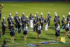 Senior Recognition Night, Raider Band, Cheerleader s Sports Stadium, Tamaqua, 11-6-2015 (369)