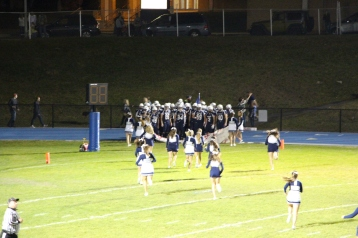 Senior Recognition Night, Raider Band, Cheerleader s Sports Stadium, Tamaqua, 11-6-2015 (371)