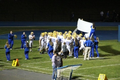 Senior Recognition Night, Raider Band, Cheerleader s Sports Stadium, Tamaqua, 11-6-2015 (376)