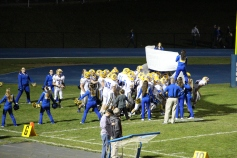 Senior Recognition Night, Raider Band, Cheerleader s Sports Stadium, Tamaqua, 11-6-2015 (377)