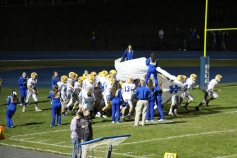 Senior Recognition Night, Raider Band, Cheerleader s Sports Stadium, Tamaqua, 11-6-2015 (378)