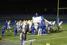 Senior Recognition Night, Raider Band, Cheerleader s Sports Stadium, Tamaqua, 11-6-2015 (378)