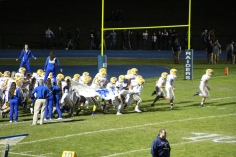 Senior Recognition Night, Raider Band, Cheerleader s Sports Stadium, Tamaqua, 11-6-2015 (380)
