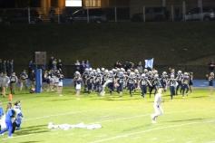 Senior Recognition Night, Raider Band, Cheerleader s Sports Stadium, Tamaqua, 11-6-2015 (398)