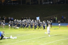 Senior Recognition Night, Raider Band, Cheerleader s Sports Stadium, Tamaqua, 11-6-2015 (400)