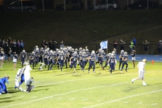 Senior Recognition Night, Raider Band, Cheerleader s Sports Stadium, Tamaqua, 11-6-2015 (402)
