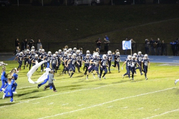 Senior Recognition Night, Raider Band, Cheerleader s Sports Stadium, Tamaqua, 11-6-2015 (404)