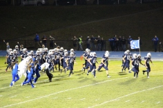 Senior Recognition Night, Raider Band, Cheerleader s Sports Stadium, Tamaqua, 11-6-2015 (407)