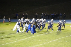 Senior Recognition Night, Raider Band, Cheerleader s Sports Stadium, Tamaqua, 11-6-2015 (409)