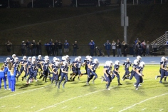 Senior Recognition Night, Raider Band, Cheerleader s Sports Stadium, Tamaqua, 11-6-2015 (412)