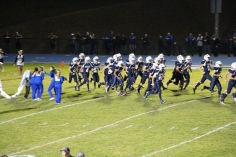 Senior Recognition Night, Raider Band, Cheerleader s Sports Stadium, Tamaqua, 11-6-2015 (413)
