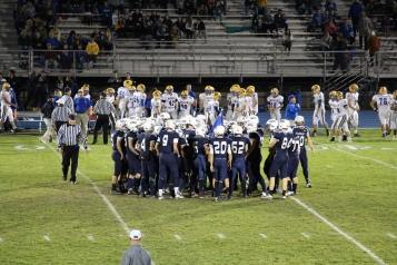 Senior Recognition Night, Raider Band, Cheerleader s Sports Stadium, Tamaqua, 11-6-2015 (427)