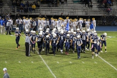 Senior Recognition Night, Raider Band, Cheerleader s Sports Stadium, Tamaqua, 11-6-2015 (429)