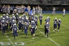 Senior Recognition Night, Raider Band, Cheerleader s Sports Stadium, Tamaqua, 11-6-2015 (432)