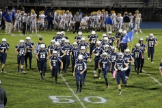 Senior Recognition Night, Raider Band, Cheerleader s Sports Stadium, Tamaqua, 11-6-2015 (433)