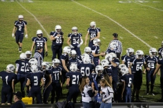Senior Recognition Night, Raider Band, Cheerleader s Sports Stadium, Tamaqua, 11-6-2015 (440)