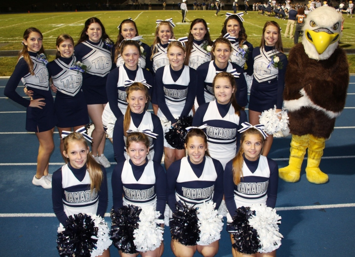 Senior Recognition Night, Raider Band, Cheerleader s Sports Stadium, Tamaqua, 11-6-2015 (450)