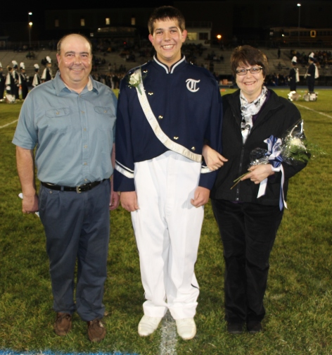 Senior Recognition Night, Tamaqua Area High School, Sports Stadium, Tamaqua, 11-6-2015 (101)