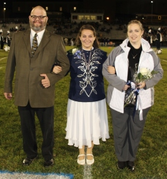 Senior Recognition Night, Tamaqua Area High School, Sports Stadium, Tamaqua, 11-6-2015 (119)