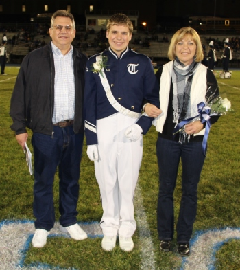 Senior Recognition Night, Tamaqua Area High School, Sports Stadium, Tamaqua, 11-6-2015 (141)