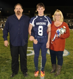 Senior Recognition Night, Tamaqua Area High School, Sports Stadium, Tamaqua, 11-6-2015 (15)