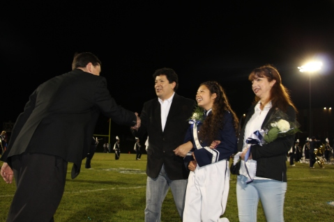 Senior Recognition Night, Tamaqua Area High School, Sports Stadium, Tamaqua, 11-6-2015 (150)