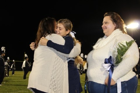 Senior Recognition Night, Tamaqua Area High School, Sports Stadium, Tamaqua, 11-6-2015 (162)