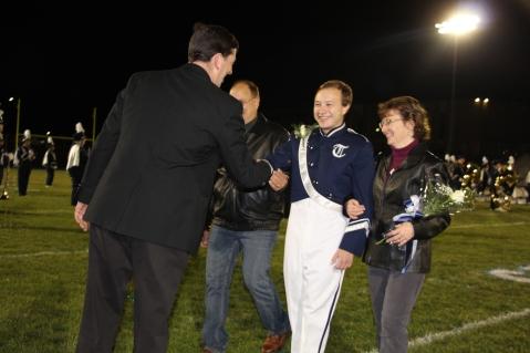 Senior Recognition Night, Tamaqua Area High School, Sports Stadium, Tamaqua, 11-6-2015 (172)
