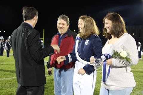 Senior Recognition Night, Tamaqua Area High School, Sports Stadium, Tamaqua, 11-6-2015 (180)
